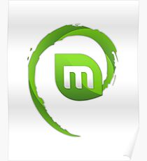 Linux Mint Ultimate Poster