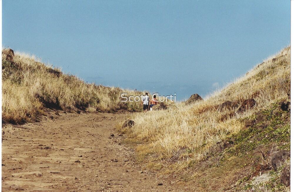 The long walk by Scott Curti