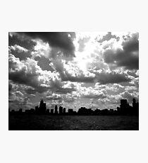 Lake Michigan, Chicago, IL .01 Photographic Print