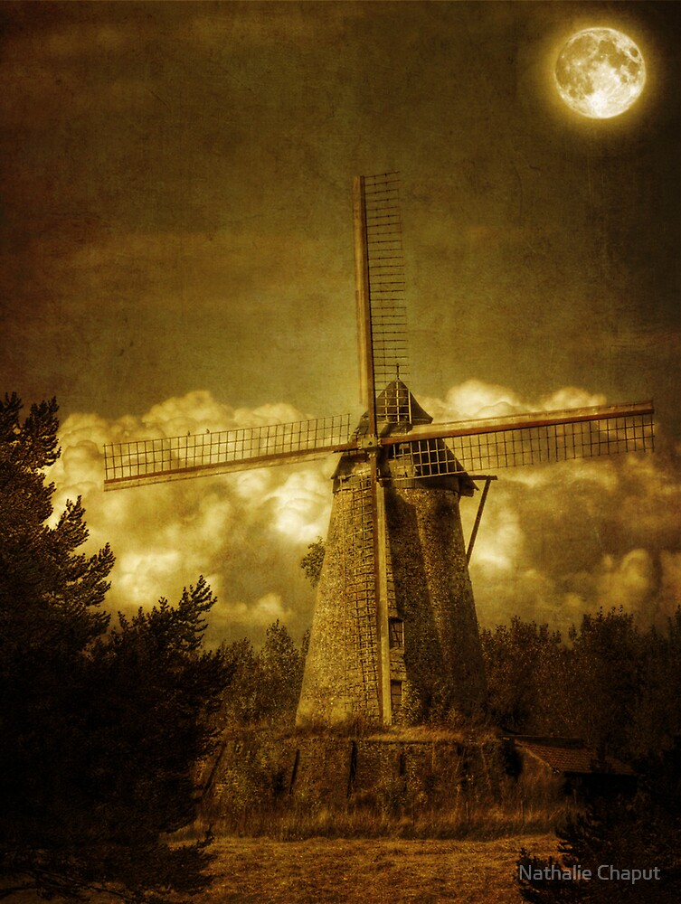 Windmill by Nathalie Chaput
