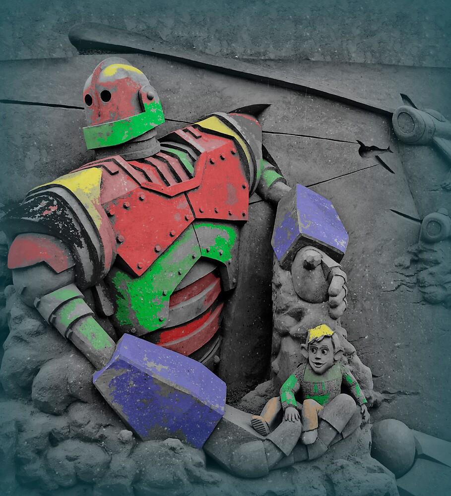 Coloured giant by Jurgen  Schulz