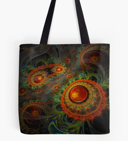 Jellified Tote Bag