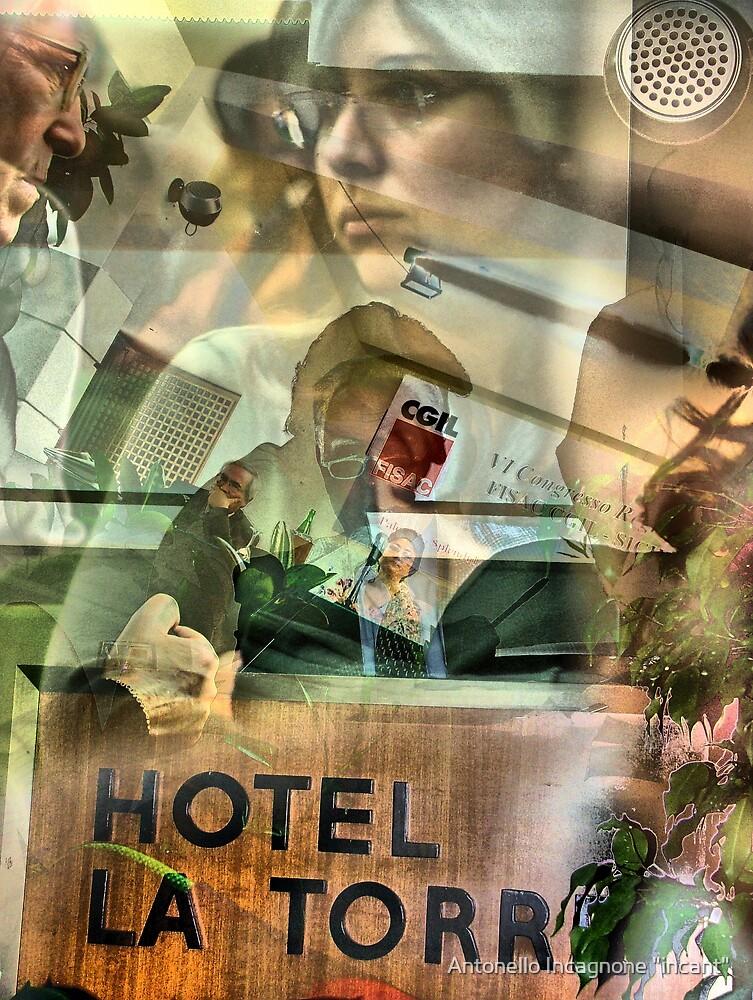 """Splendid Hotel La Torre Mondello (PA) by Antonello Incagnone """"incant"""""""