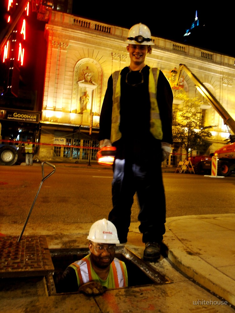 City Workers, Chicago, IL by whitehouse
