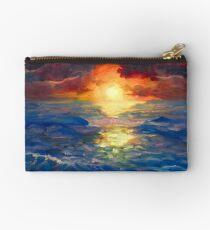 Ocean Dream, Sunset Impressions Studio Pouch