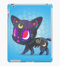 Luna - Sailor Moon | Day of the Dead Mashup iPad Case/Skin