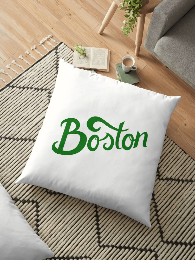 Boston White Hand Lettering by Chocodole