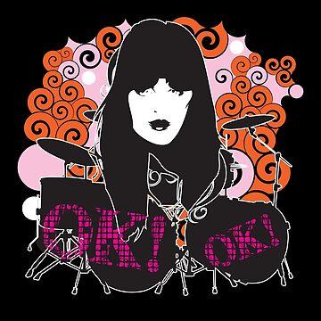 Music Drumer OK OK by overstyle