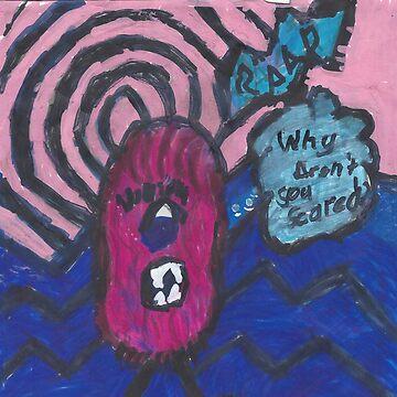 Monster Mash Pop Art Design by Doodles68