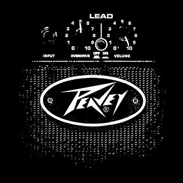 Peavey Solo Guitar Amplifier-Music-Rock-Blues-Metal by carlosafmarques