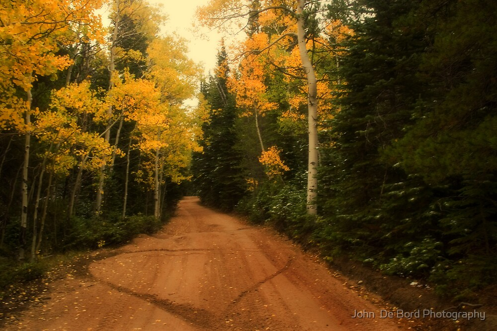 A Love For Fall by John  De Bord Photography