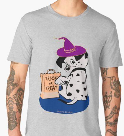 Halloween Greetings(4292 Views) Men's Premium T-Shirt