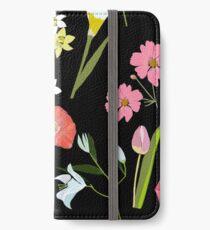 Summer garden iPhone Wallet/Case/Skin