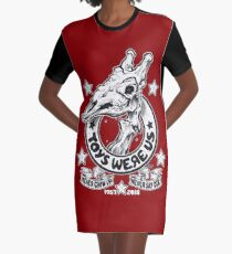 toys were us Graphic T-Shirt Dress