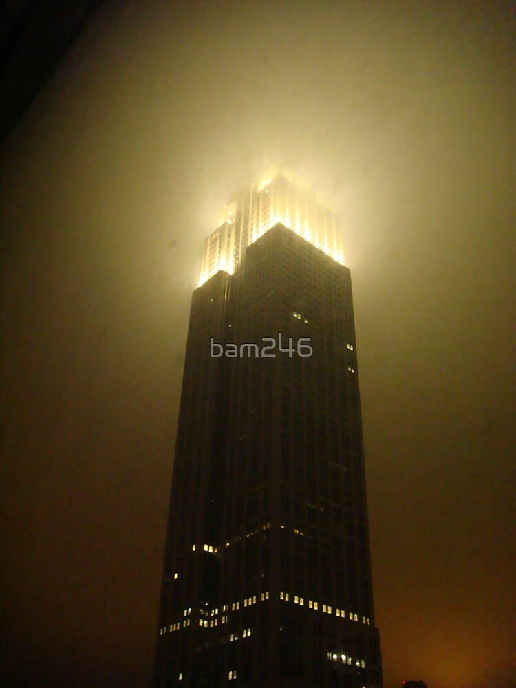 NY Nightlight by bam246