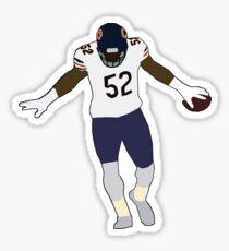 Khalil Mack - Chicago Bären Sticker