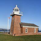 Santa Cruz Lighthouse~Cliff Lighthouse by NancyC