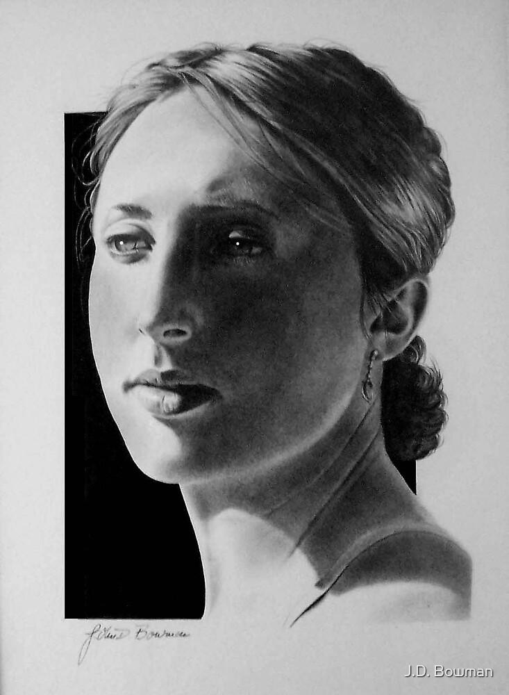 Portrait of Ashley by J.D. Bowman