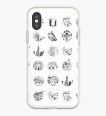 Miniature Cities iPhone Case