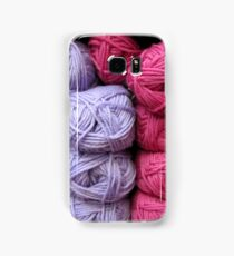 Let's Knit Samsung Galaxy Case/Skin
