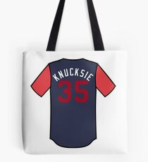 Steven Wright Players' Weekend Tote Bag