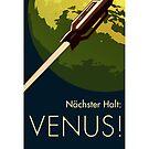 Venus! Wolfenstein Das neue Koloss-Plakat von SchnappiimHaube