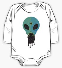 Alien Flu One Piece - Long Sleeve