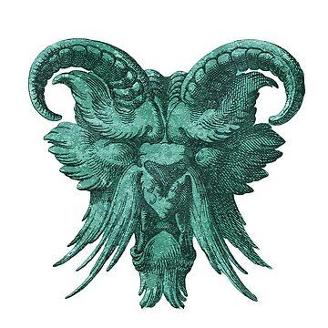 Beast head by Salocin
