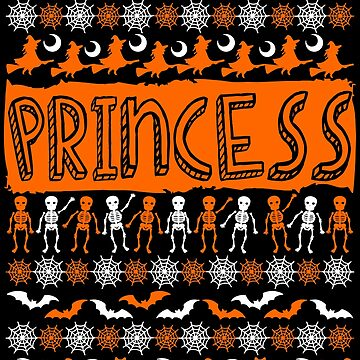 Cool Princess Ugly Halloween Gift t-shirt by BBPDesigns