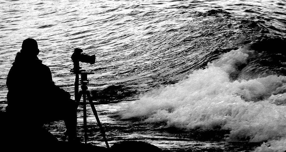 wave photographer by andyp001