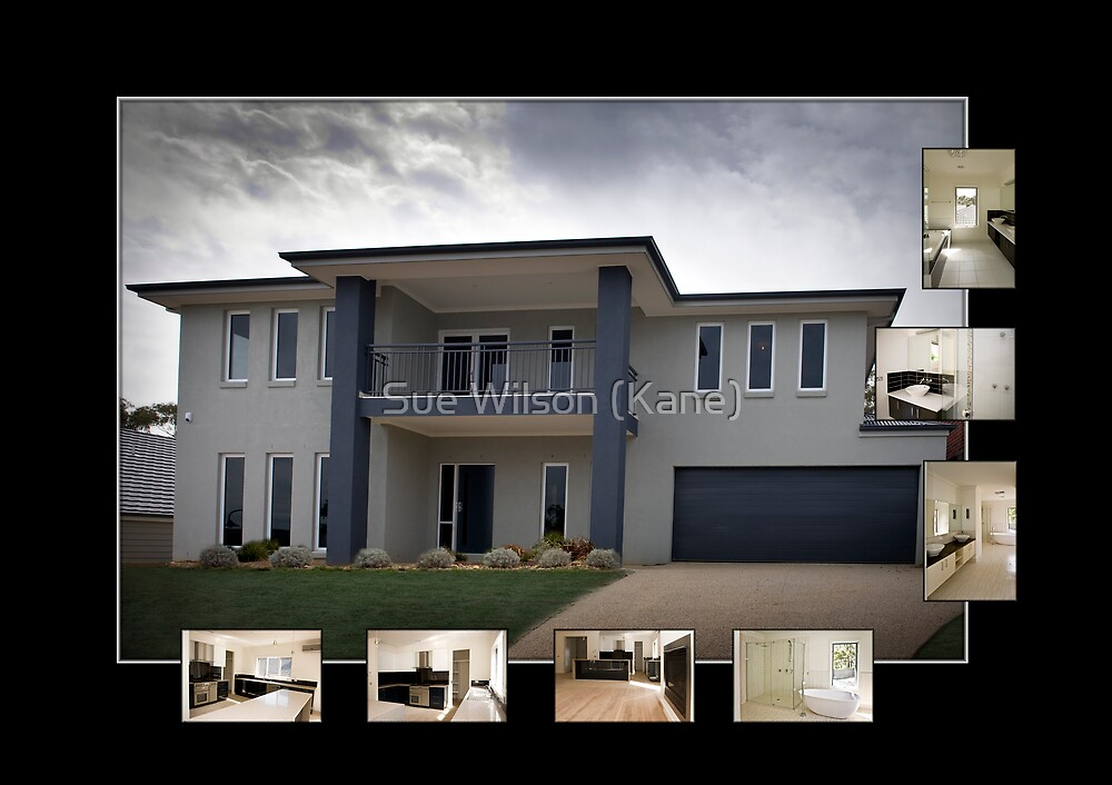 2 Story Bunningyong by Sue Wilson (Kane)