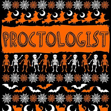 Cool Proctologist Ugly Halloween Gift t-shirt by BBPDesigns
