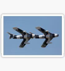 Black Diamond Jet Team Sticker