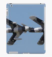 Black Diamond Jet Team iPad Case/Skin