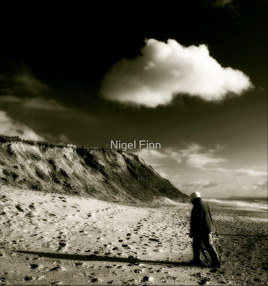 Going Against The Tide by Nigel Finn