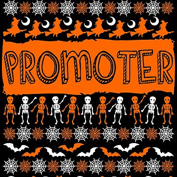 Cool Promoter Ugly Halloween Gift t-shirt by BBPDesigns