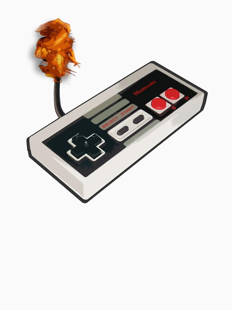 Nintendo: The Eternal Flame by jacktoohey