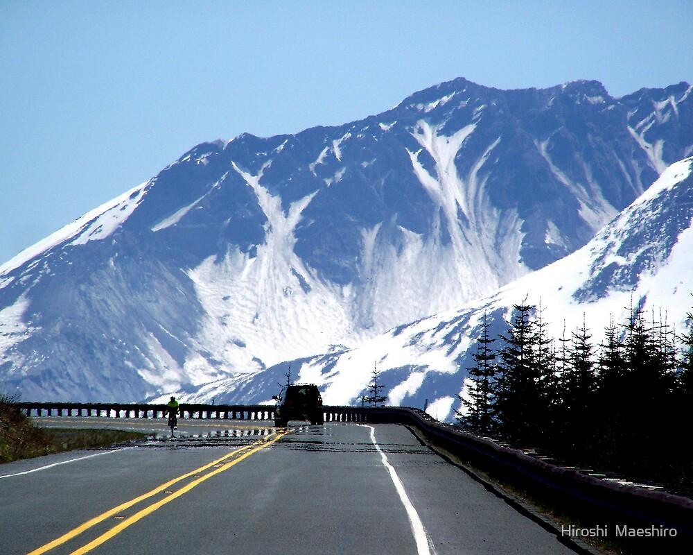 Mt. Saint Helen  by Hiroshi  Maeshiro