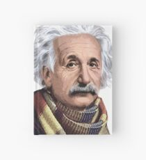 Albert Who? ... Einstein & The Doctor Hardcover Journal