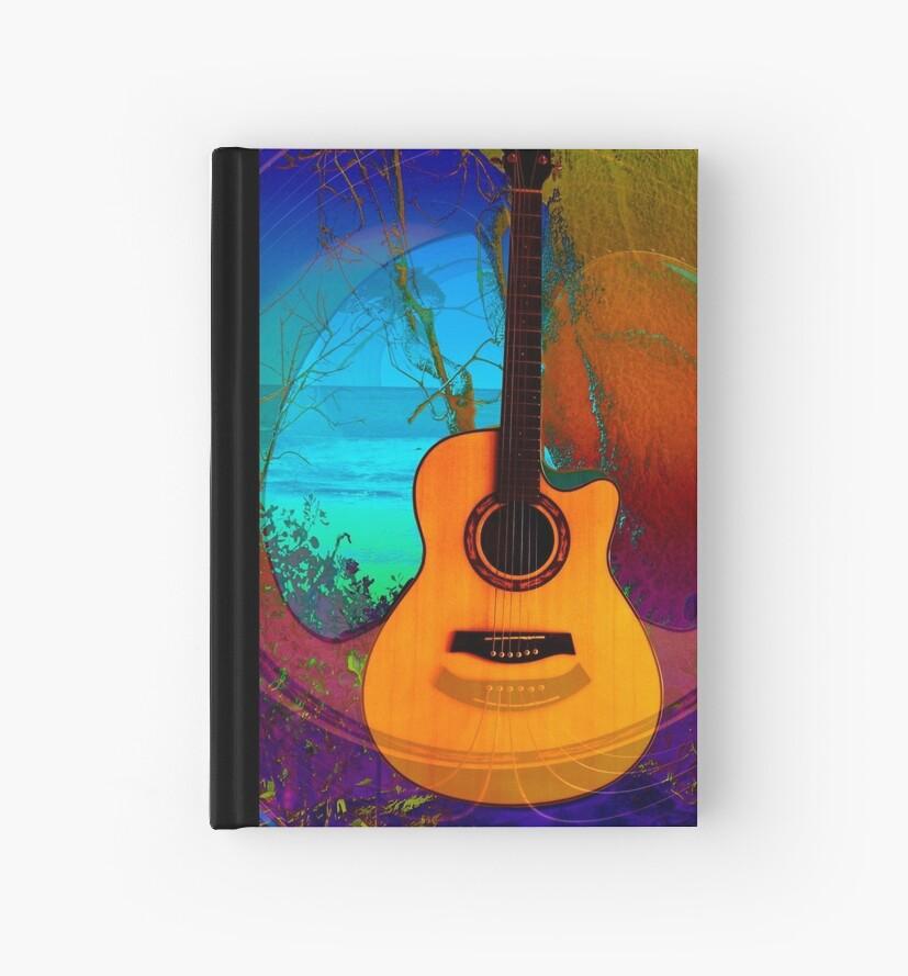 «árbol de guitarra» de shadowlea