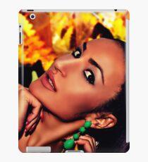 Beautiful Girl Fine Art Print iPad Case/Skin