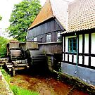 The old water mill by jchanders