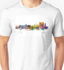 Calcutta (Kolkata) India Skyline Unisex T-Shirt