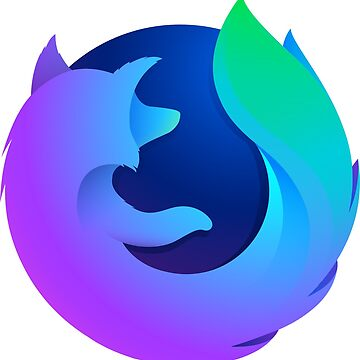 Firefox Quantum (nightly build logo) by RedWineBubble