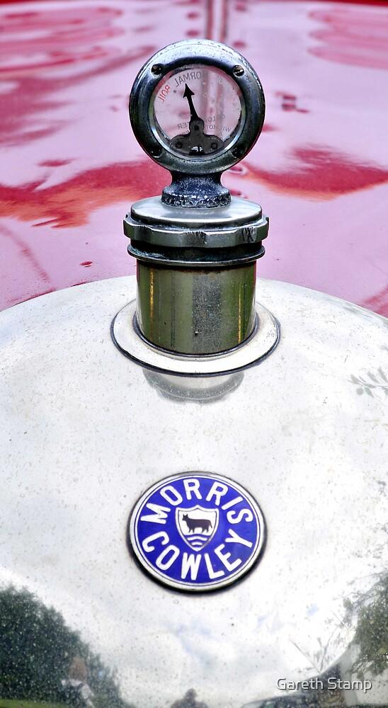Bullnose Morris by Gareth Stamp