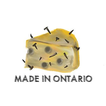 NailCheese - Made in Ontario by flyingtrilobite