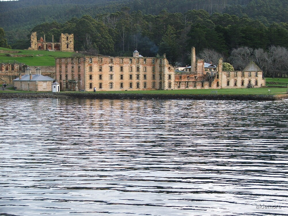 Port Arthur by aldemore