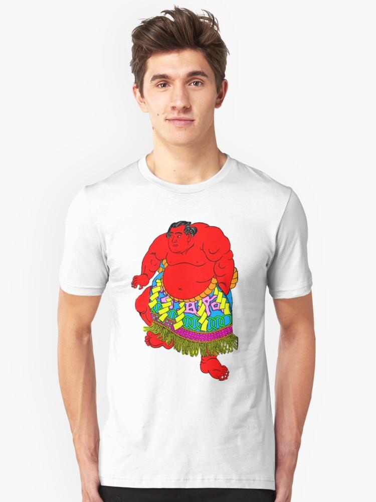 SUMO Unisex T-Shirt Front