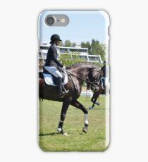 Concours Hippique iPhone Case/Skin