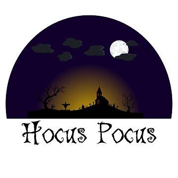Hocus Pocus by RBBeachDesigns